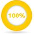 100 por ciento