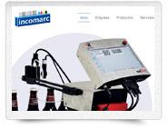 sitio web incomarc