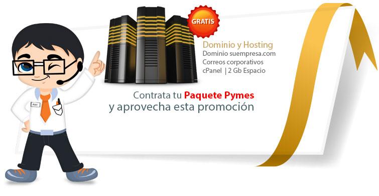 Oferta diseño web para pequeñas y medianas empresas