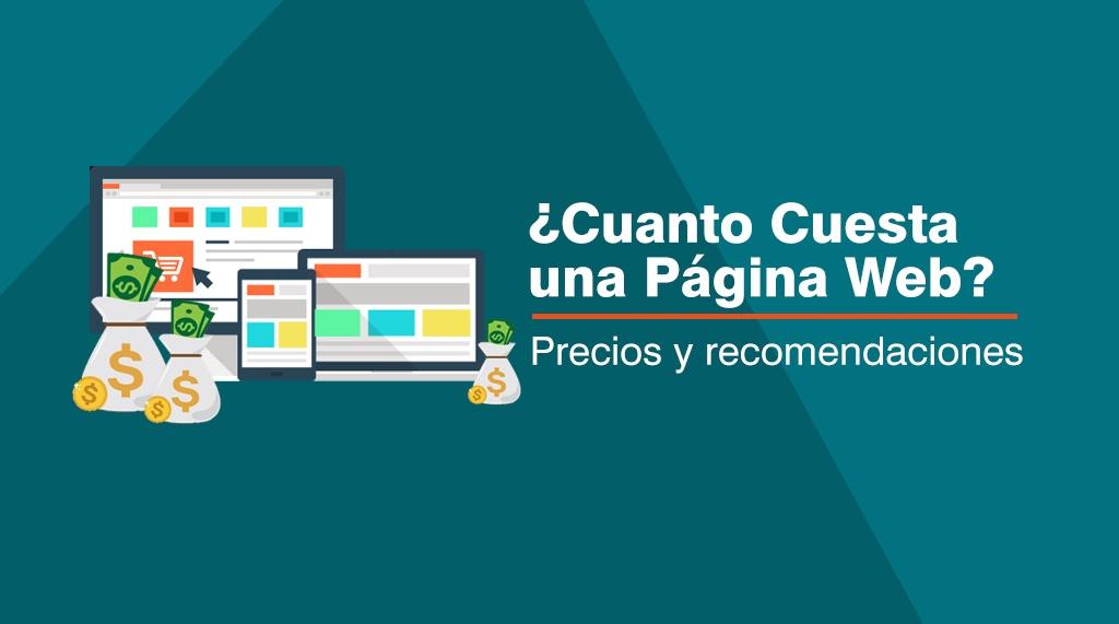 precio de una pagina web en bolivia