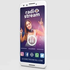 servicio radio streaming app aplicacion