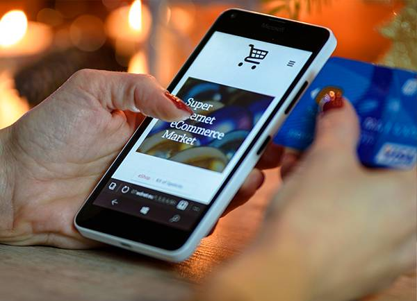 app marketing compras online