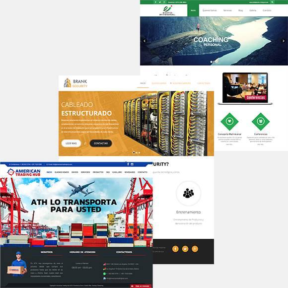 portafolio sitio web básicos