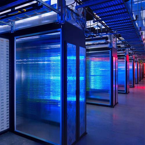 rack servidores en datacenter hosting