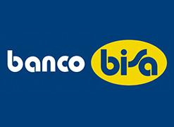 logotipo oficial banco bisa
