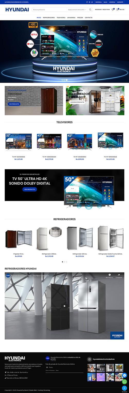 tienda-online-hyundai-electronics-bolivia