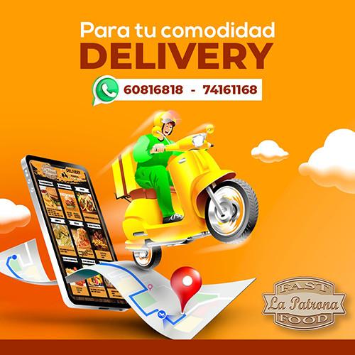 la-patrona-fast-food-arte-digital